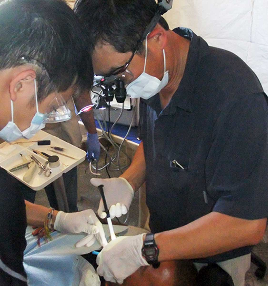 Lebanon Dental Mission Trip